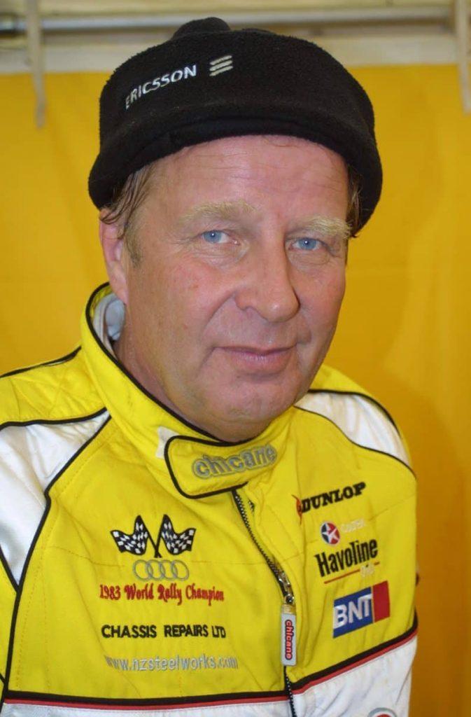 Hannu Mikkola 2003