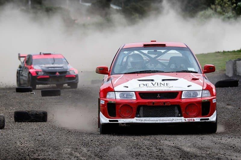 Rally X NZ
