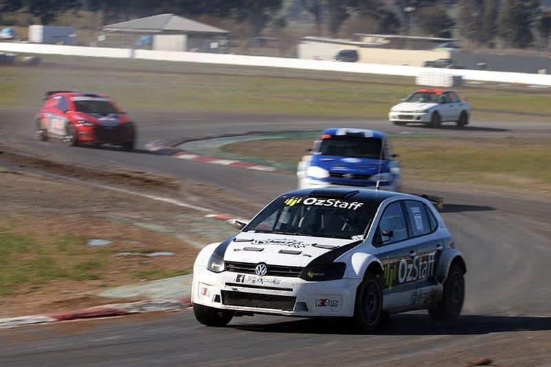Winton rallycross preview