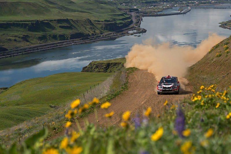 Subaru Rally Team USA 2018 season launch