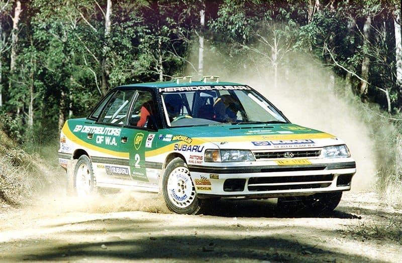 Rob Herridge 1991 ARC