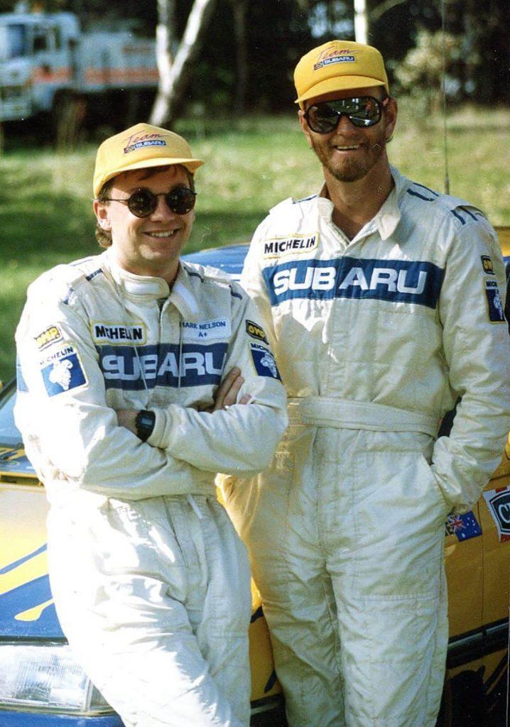Rob Herridge and Mark Nelson