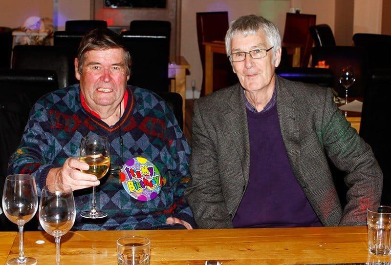 Hugh Bishop and Maurice Selden