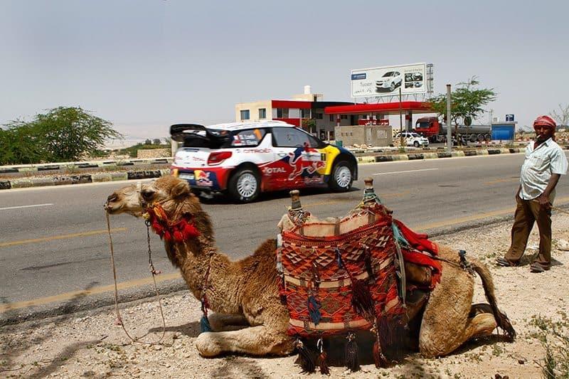 Sebastien Loeb Rally Jordan