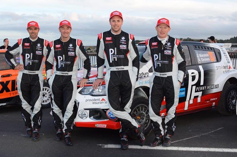 Holden Rally Team NZ