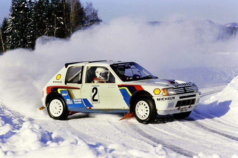 Ari Vatanen Rally Sweden