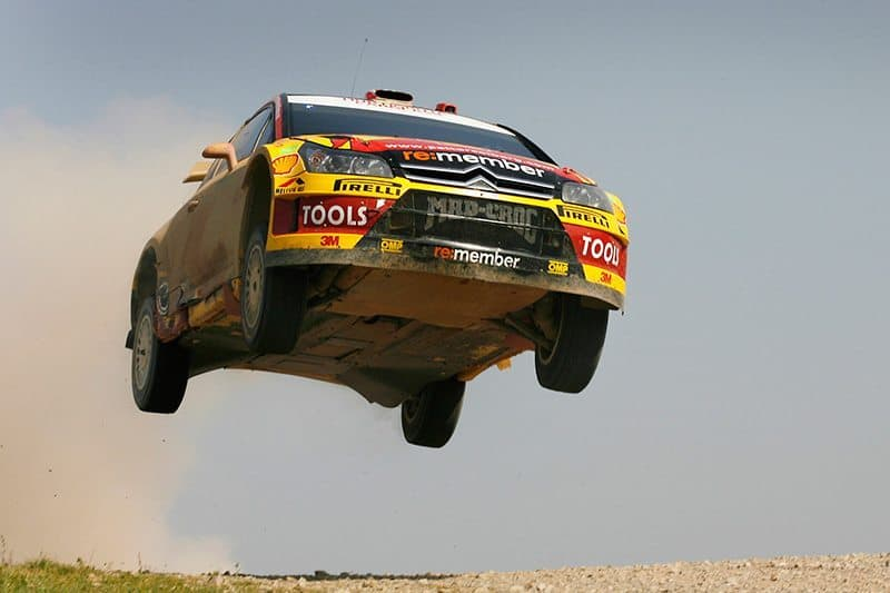 Petter Solberg Rally Turkey