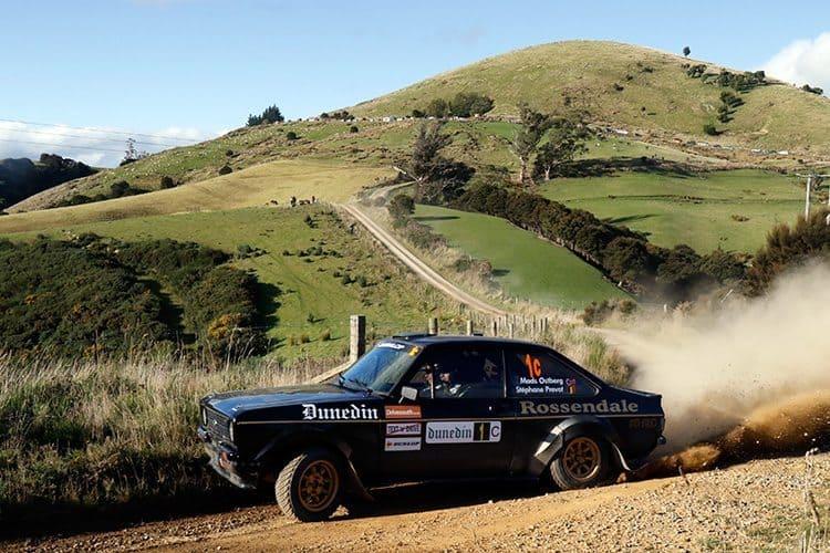 Mads Ostberg Otago Rally