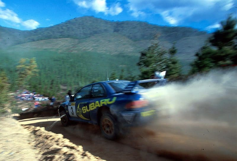 Possum Bourne 1999 APRC
