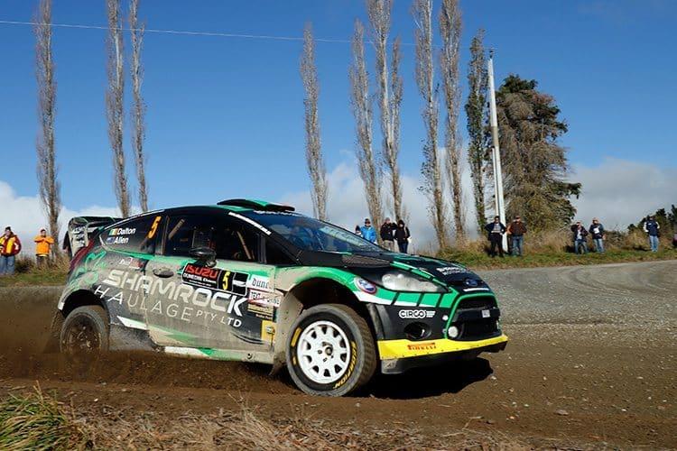 Richie Dalton Otago Rally