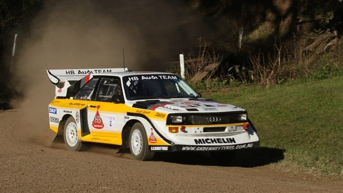 Keough Dominates Urbenville Sprint Rally Rallysport Magazine