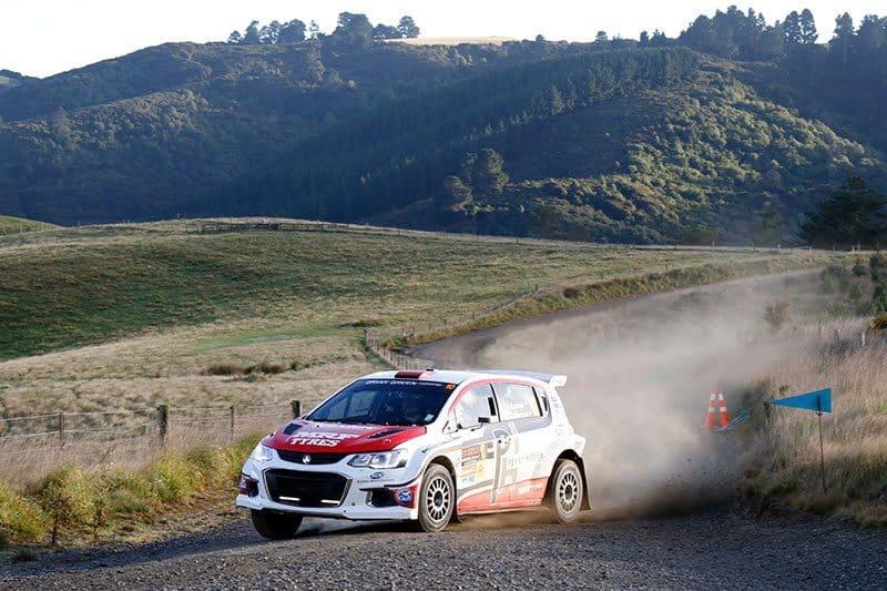 Josh Marston Otago Rally