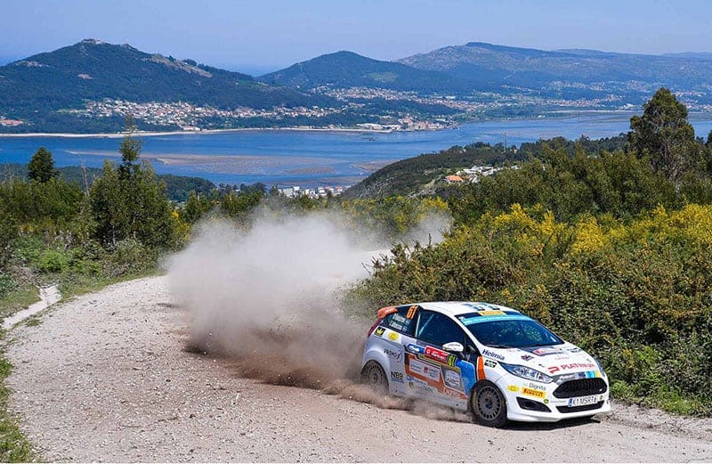 Interview Phil Short On The Junior World Rally Championship
