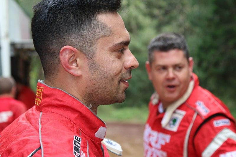 Macneall believes Gaurav Gill can be successful at WRC level.