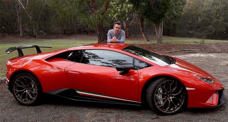Video Review Lamborghini Huracan Performante The Best Lambo Ever
