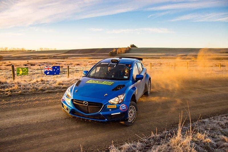 Force Motorsport Mazdas Up For Sale Rallysport Magazine